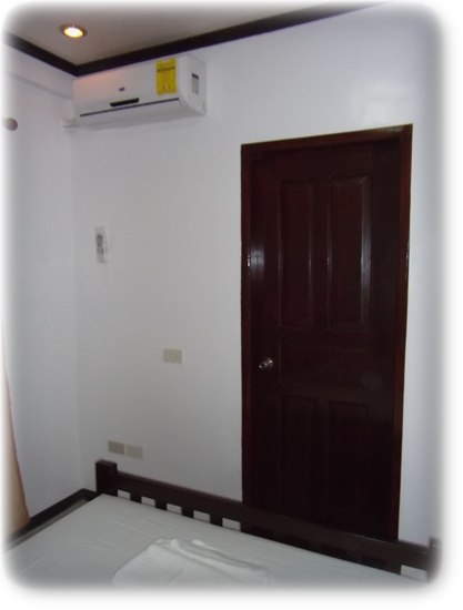 Air-con, Lavatory door and Variable light