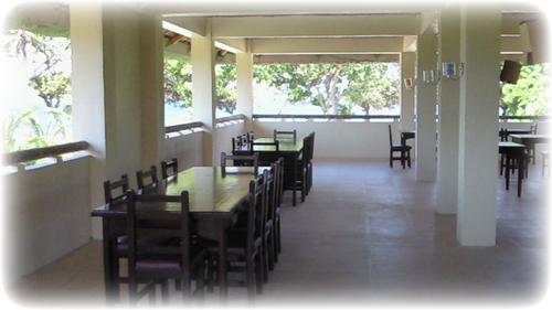 Tables on the 2F Multipurpose Hall